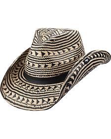 Peter Grimm Kaoru Straw Cowboy Hat