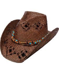 Charlie 1 Horse Tijuana Dance Straw Cowboy Hat