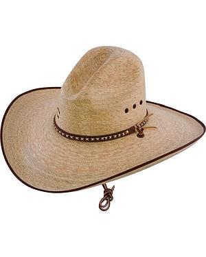 Charlie 1 Horse 15X Bandito Straw Cowboy Hat