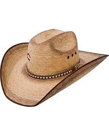 Charlie 1 Horse Comanche B 15X Straw Cowboy Hat