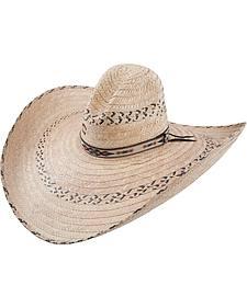 Charlie 1 Horse Mariposa Straw Cowboy Hat
