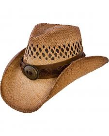 Charlie 1 Horse Dirt Road Straw Cowboy Hat