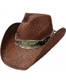 Charlie 1 Horse Hard To Handle Straw Cowboy Hat