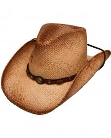 Charlie 1 Horse Hot Shot Straw Cowboy Hat