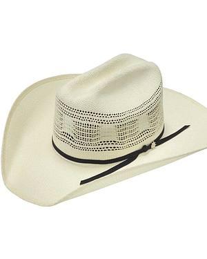 Bailey Desert Breeze Straw Cowboy Hat