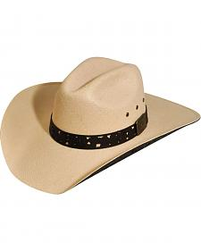 Bailey Renegade Lacey Straw Cowgirl Hat