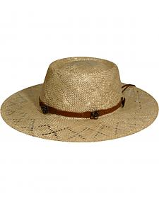Bailey Renegade Honey Gambler Women's Straw Hat