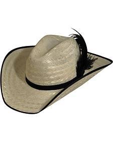 Bailey Renegade Layne Straw Cowboy Hat
