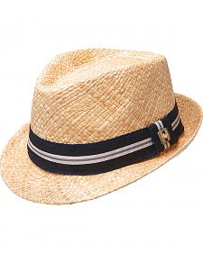Peter Grimm Isaac Straw Fedora