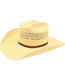 Ariat 20X Americana Straw Cowboy Hat