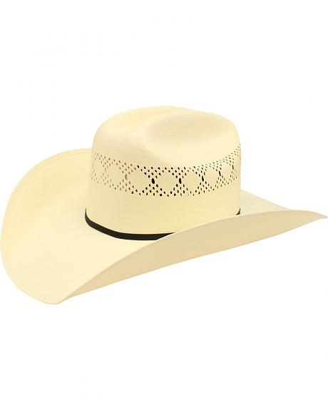 Ariat Double S 10X Straw Cowboy Hat