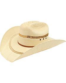 Ariat Double S Bangora Straw Hat