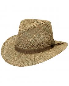 Black Creek Men's Seagrass Straw Hat