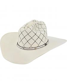 Justin Bent Rail Sky Fall Straw Cowboy Hat