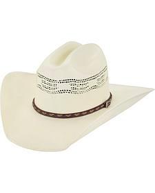Justin 20X Bryson Straw Cowboy Hat