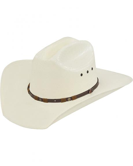 Justin 10X Heath Straw Cowboy Hat