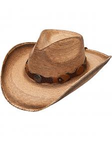 Jason Aldean Show You Off Palm Leaf Cowboy Hat