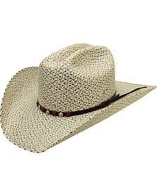Silverado Oklahoma Braided Toyo Straw Cowboy Hat