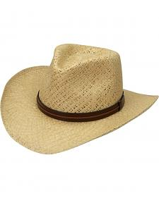 Black Creek Men's Toyo Straw Hat