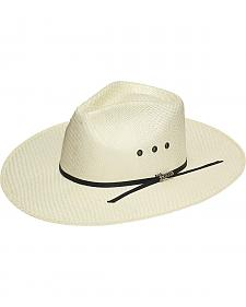 Twister Men's Indiana Straw Cowboy Hat