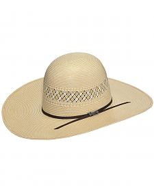 Twister Men's 10X Shantung Straw Cowboy Hat