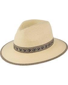 Peter Grimm Viktor Flat Brim Hat