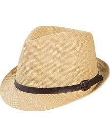 Peter Grimm Marcus Toyo Straw Fedora
