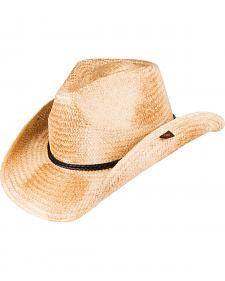 Peter Grimm Hedon Straw Cowboy Hat
