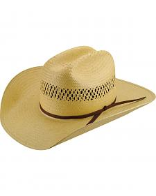 Bailey Western Sarge Cattleman Straw Hat