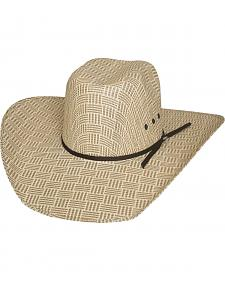 Bullhide Men's Cash Money 50X Straw Cowboy Hat