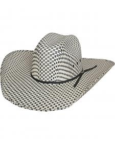 Bullhide Men's Locked Away 50X Straw Cowboy Hat