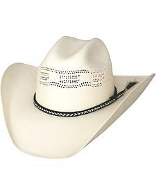 Bullhide Men's Corsicana 20X Straw Cowboy Hat