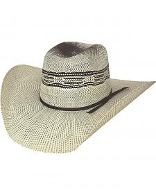 Bullhide Head Hunter 20X Straw Cowboy Hat