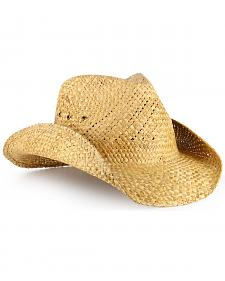Cody James Maverick Classic Straw Cowboy Hat