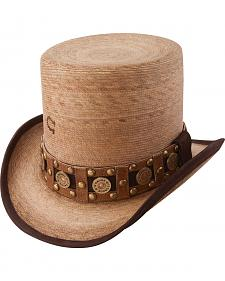 Charlie 1 Horse Women's Burned Natural Quick Draw Hat