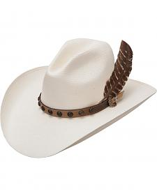 Stetson Men's Natural Broken Bow 10X Straw Hat