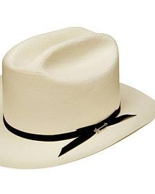 Stetson Men's White Shantung Open Road Hat