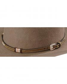 Rawhide Ribbon Leather Hat Band