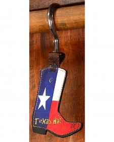 Phunky Horse Texas Flag Hat Hanger