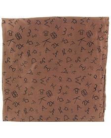 Branding Design Silk Wild Rag