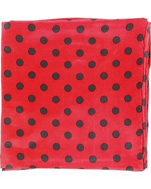 Polka Dot Wild Rag $29.10 AT vintagedancer.com