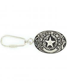 Texas Seal Key Ring