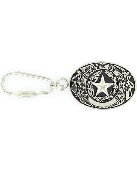 Texas Seal Key Ring