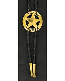 Texas Ranger Bolo Tie
