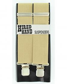 """Hired Hand 48"""" Suspenders"""