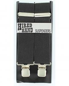 "Hired Hand 48"" Suspenders"