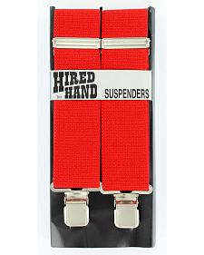 "Hired Hand 54"" Suspenders"