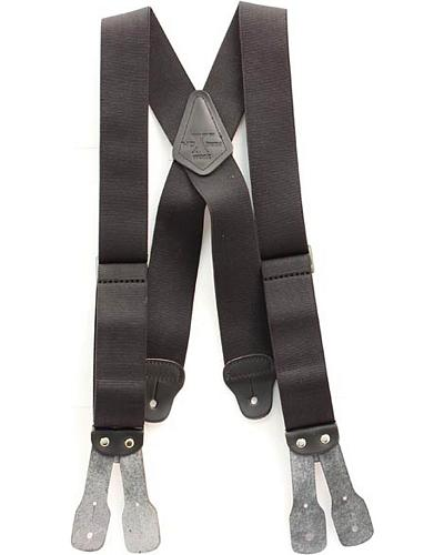 Nocona HDX Button Suspenders $18.43 AT vintagedancer.com