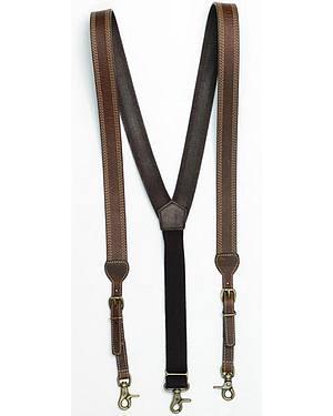 Nocona HDX Triple Stitched Suspenders