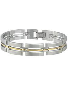 Sabona Men's Imperial Duet Magnetic Bracelet